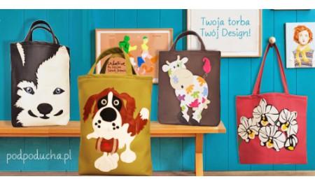 PodPoduchą - Sklep internetowy stworzony dla projektantki toreb handmade